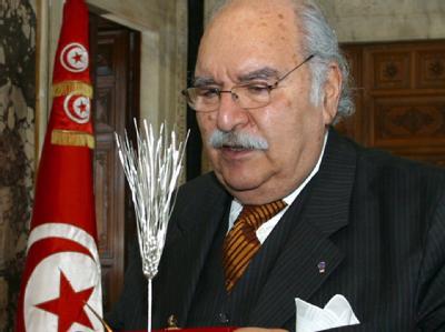 Foued Mebazaa ist Interims-Präsident in Tunesien. (Archivbild)
