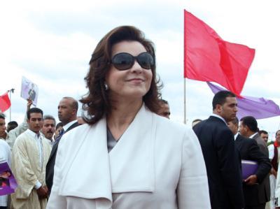 Leila Trabelsi