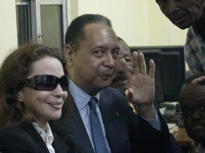 Nach 25 Jahren Exil ist der ehemalige haitianische Diktator Jean-Claude Duvalier überraschend in seine Heimat zurückgekehrt.