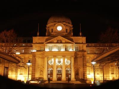 Regierungssitz in Dublin
