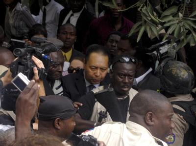 Der ehemalige Diktator Jean-Claude Duvalier - genannt «Baby Doc» - ist nach nach rund 25 Jahren im Exil in Frankreich in seine Heimat zurückgekehrt.
