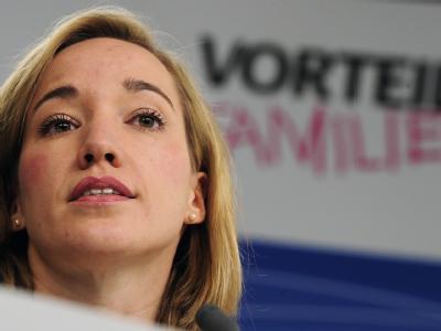 Bundesfamilienministerin Kristina Schröder wird zum ersten Mal Mutter.