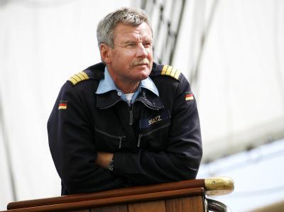 'Gorch Fock'-Kapit�n Schatz abgesetzt