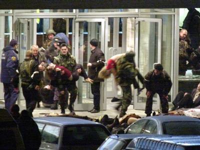 Terroranschläge in Russland - Geiselnahme in Theater