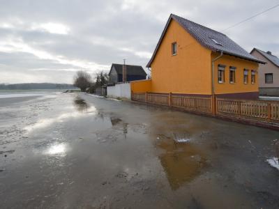 Hochwasser im Oderbruch