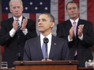 Präsident Barack Obama will die USA als größte Wirtschaftsmacht aufmöbeln und damit den Amerikanern zu mehr Jobs verhelfen.