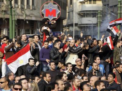 Alte, Junge, Linke und Islamisten - sie alle nehmen am Millionenmarsch gegen das Regime Mubarak teil. Alle träumen von einem Ägypten ohne Mubarak.