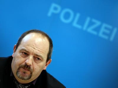 Pressekonferenz der Polizei