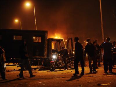 Proteste und Pl�nderungen in �gypten gehen weiter