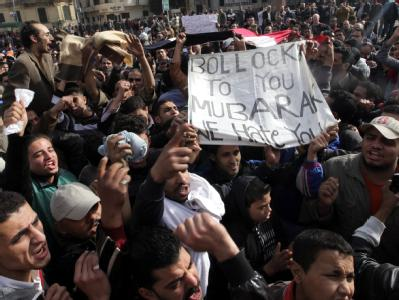 Weiter Proteste in Kairo