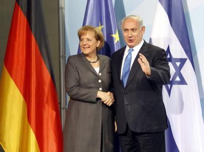 Sorge um Ägypten dominiert Merkels Israel-Besuch