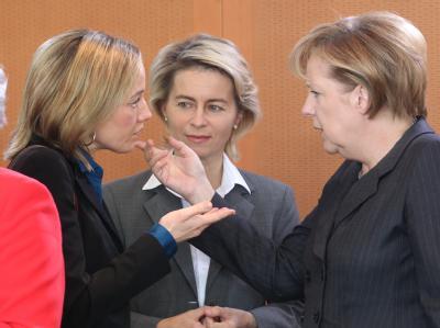 Weiter Diskussion um mehr Frauen an der Spitze