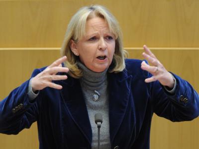 NRW-Ministerpräsidentin Hannelore Kraft (SPD) (Archivbild)