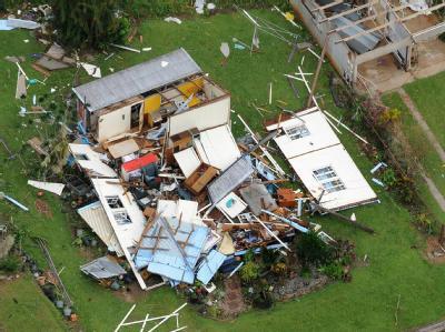 Zyklon 'Yasi' wütet in Australien