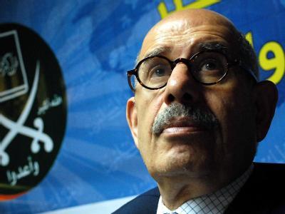 Bislang sieht es so aus, als hätten sich die Muslimbrüder mit Mohammed el Baradei, dem ehemaligen Chef der Internationalen Atomenergiebehörde verbündet.