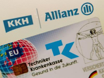 TK und KKH-Allianz haben einen Bericht über eine angebliche Fusion dementiert. (Symbolbild)