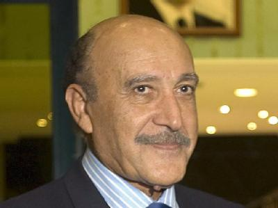 Der Chef des Geheimdienstes in Ägypten, Omar Suleiman. (Archivbild)