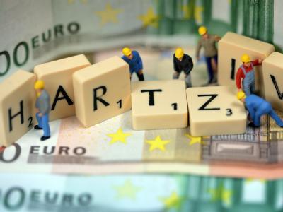 Im Ringen um die seit Wochen auf Eis liegende Hartz-IV-Reform arbeiten Koalition und Opposition weiter an einem Kompromiss. (Symbolbild)