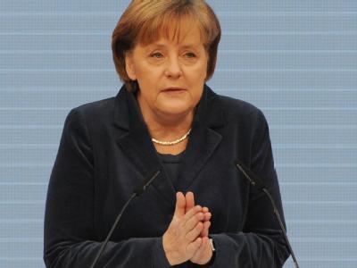 Setzt auf einen auf einen Überraschungserfolg der Koalition im Bundesrat: Bundeskanzlerin Angela Merkel.