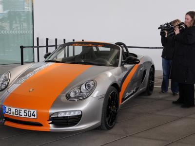 Porsche Boxster E