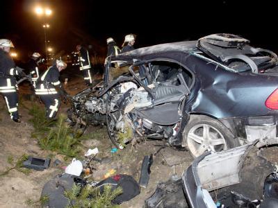 Drei Tote bei Unfall im Altmarkkreis Salzwedel