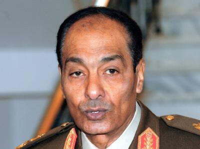 Der ägyptische Verteidigungsminister Hussein Tantawi übernimmt vorerst die Macht in Ägypten (Archiv).