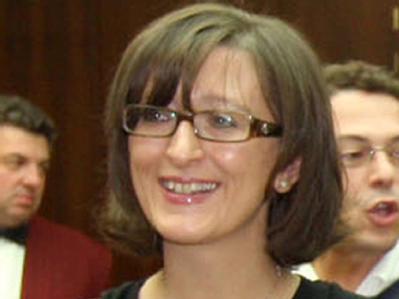 Richterin Cristina Di Censo