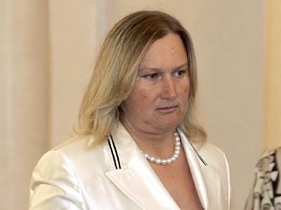 Jelena Baturina, Ehefrau des Moskauer Ex-Bürgermeisters Luschkow. (Archivbild)
