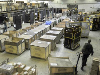 Feldpostleitstelle der Bundeswehr: Feldpostbriefe von Bundeswehrsoldaten aus Afghanistan sind in Deutschland unerlaubt geöffnet worden.