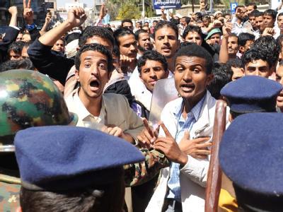 Auch im Jemen wurde wieder demonstriert. Vier Menschen wurden getötet und Dutzende verletzt.