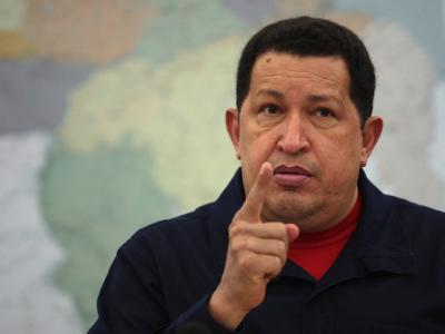 Staatschef Venezuelas: Hugo Chávez (Archivbild).