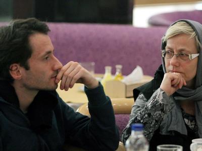 Deutsche Reporter im Iran frei