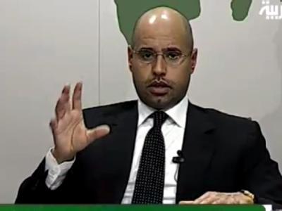 Saif al-Islam al-Gaddafi