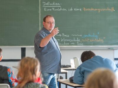 Schüler der 8. Klasse einses Privaten Gymnasiums in Esslingen. (Archivfoto)