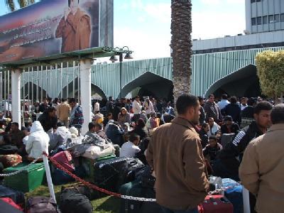 Flughafen in Tripolis