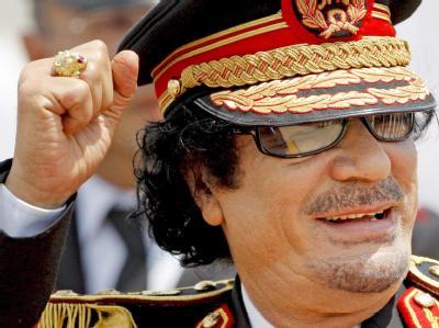 Muammar al-Gaddafi könnte die Immunität aberkannt werden. (Archivfoto vom 10.06.2009).