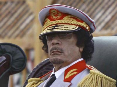 Muammar al-Gaddafi lässt seine Truppen mit größter Brutalität gegen seine Gegner vorgehen. (Archivfoto)