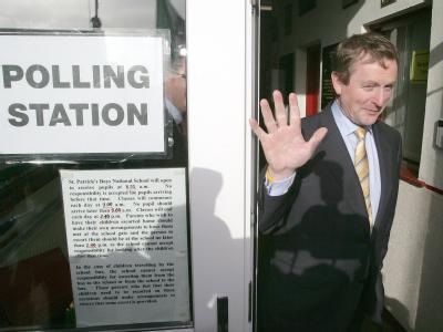 Wahlen in Irland