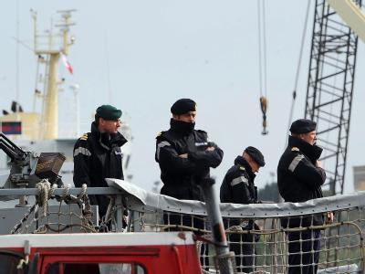 Royal Navy auf Malta