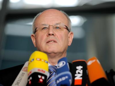 Unionsfraktionschef Kauder: «Wenn wir beginnen würden, den Grünen hinterherzulaufen, dann wäre die Union als Volkspartei erledigt.» (Archivbild)