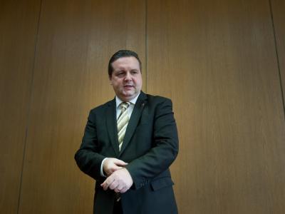 Ministerpräsident Mappus