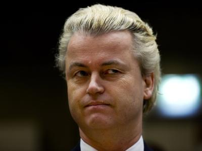 Geert Wilders, Chef der Partei für die Freiheit (PVV), hat die Kritik am Islam zu seinem Hauptprogrammpunkt gemacht.