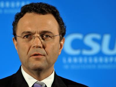 Der Vorsitzende der CSU-Landesgruppe im Bundestag, Hans-Peter Friedrich.