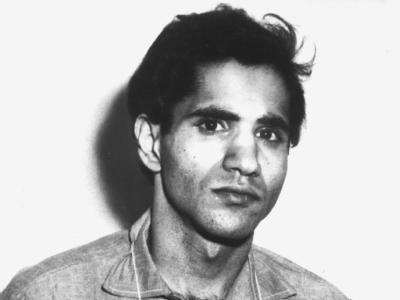 Bleibt weiter im Gefängnis: Sirhan Bishara Sirhan. (Archivbild)