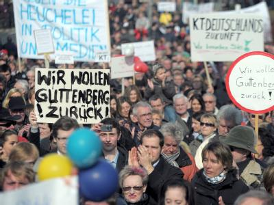 Guttenberg-Demo