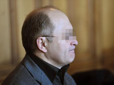 Der angeklagte Arzt Igor V.