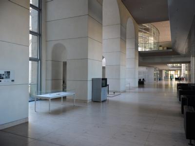 Ein Stromausfall hat im Reichstagsgebäude für leere Gänge gesorgt.