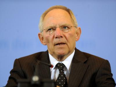 Bundesfinanzminister Wolfgang Schäuble Foto: dpa/Archiv