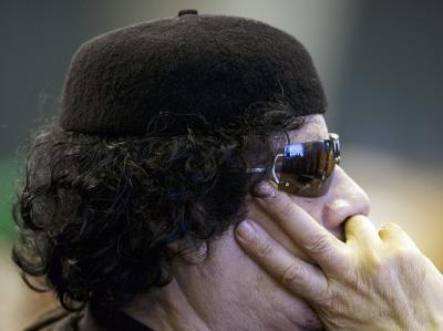 Die neuen EU-Sanktionen gegen das Regime des libyschen Machthabers Gaddafi treten noch in dieser Woche in Kraft. (Archivfoto vom 16.11.2009)