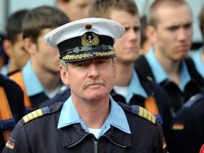 Norbert Schatz (M), Kapitän des Schulschiffes «Gorch Fock»: Alles deutet auf eine Rehabilitierung des abgesetzten Kapitäns hin.